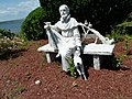 St Francis of Assisi at Rest, Old Silver Beach, North Falmouth, Barnstable County, Massachusetts.jpg