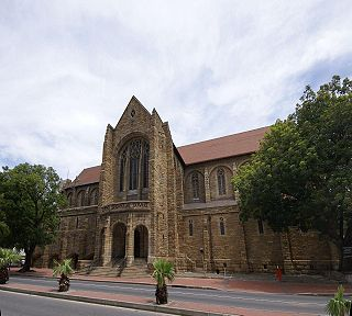 St. Georges Cathedral, Cape Town Church in Cape Town, South Africa