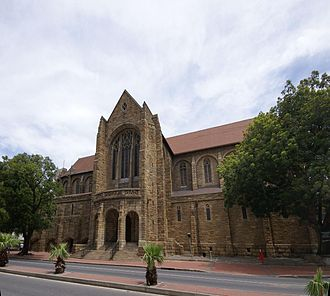 St. George's Cathedral, Cape Town - Image: St George's Cathedral, Wale Street, Cape Town