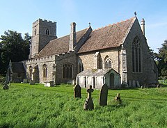 St George's Church, Shimpling - geograph.org.uk - 971793.jpg