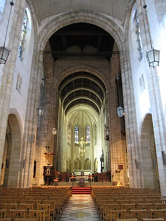 Heritage Western Cape - St. George's Cathedral, Cape Town, a site protected for the role it played in South Africa's Liberation Struggle