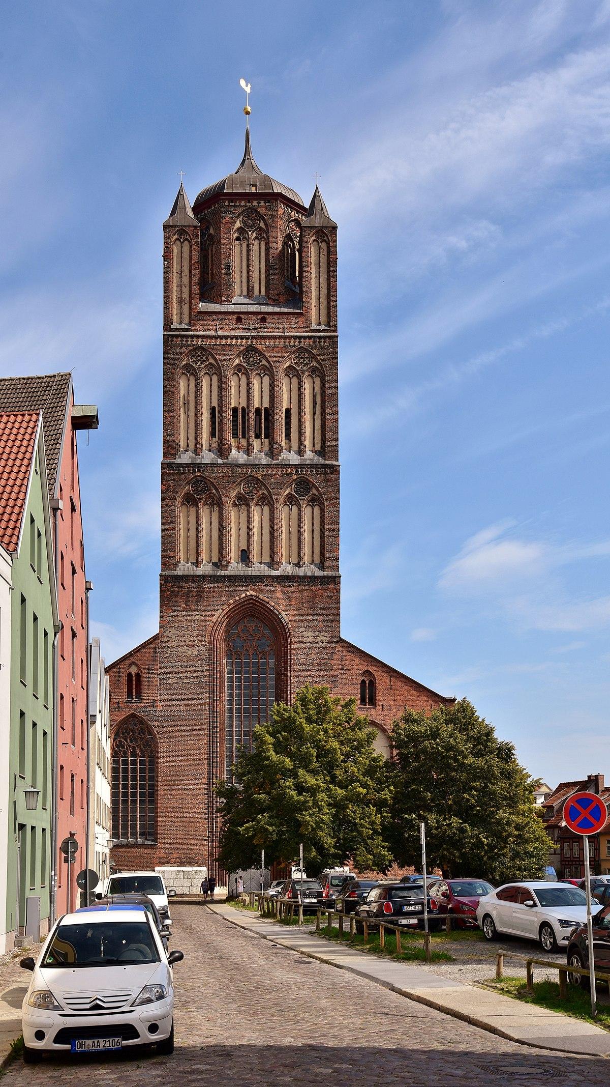 File:St Jakobi in Stralsund, 2019 (01).jpg - Wikimedia Commons