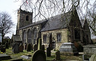 St James Church, Brindle Church in Lancashire, England