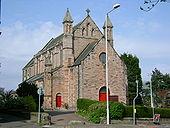 St Margaret's (Roman Catholic) Church, Dunfermline