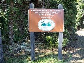 St Marks FL RR trail sign01.jpg