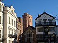 St Martin's Church and Mol's coffee house, Exeter - geograph.org.uk - 252443.jpg