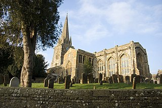Adderbury Human settlement in England