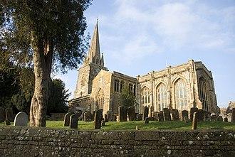Adderbury - Image: St Mary's Church, Adderbury geograph.org.uk 1138963
