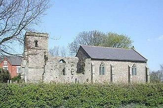Elmesthorpe - Image: St Mary, Elmsthorpe, Leics geograph.org.uk 386642