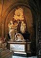 St Mary, Hertingfordbury, Herts - Tomb chest - geograph.org.uk - 363062.jpg