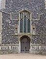 St Mary Magdalene Church, Pulham Market, Norfolk - West doorway - geograph.org.uk - 804955.jpg