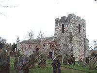 St Michael's Church, Burgh by Sands - geograph.org.uk - 351846.jpg