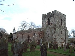 St Michael's Church, Burgh by Sands - geograph.org.uk - 351846.jpg