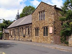 Simonstone, Lancashire - Image: St Peter's CE Church, Simonstone geograph.org.uk 1922966