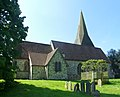 St Peter's Church, Ash Church Road, Ash (May 2014) (1).jpg