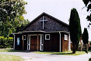 Southend, Berkshire - St Peter's Church, Southend Bradfield