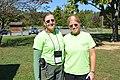 Staff presenters Lauri Schular and Debbie Coffin (8047188317).jpg