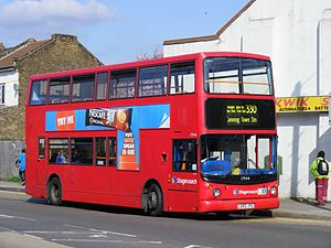Stagecoach 17944, 330 Route, northern Terminus. - Flickr - sludgegulper.jpg