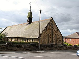 Staincross Evangelist Church. Parish church of...