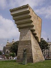 Monument to Francesc Macia