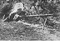 Stanowisko niemieckiego karabinu maszynowego nad Bugiem (2-651).jpg