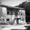 Stara opuščena hiša, pri Baroni, Sanabor 1958.jpg