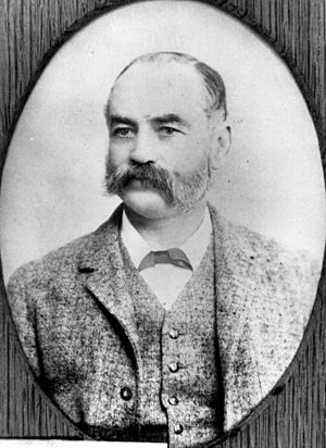 William Hodgkinson - Image: State Lib Qld 1 104308 William Oswald Hodgkinson