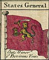 Staten-Generaal flag - Bowles's naval flags of the world, 1783.jpg