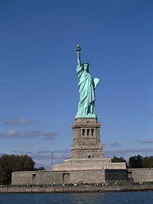 фото статуи свободы