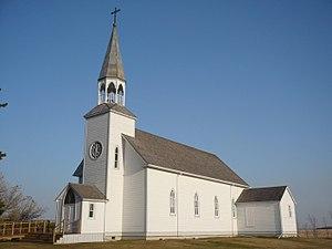 Cardinal, Manitoba - Ste. Thérèse Chapel at Cardinal