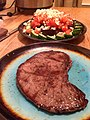 Steak and Mediterranean Salad (15999845236).jpg