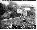 Steamer Rideau Queen in the Kingston Mills lock, Rideau Canal.jpg