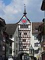 Stein am Rhein – városkapu.jpg