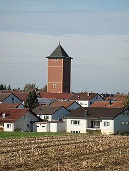 Steinberg Alter Wasserturm