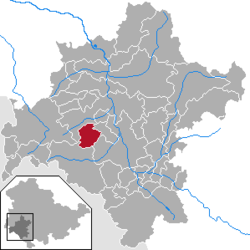 Stepfershausen – Mappa