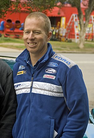 Steven Richards - Richards in 2010