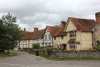 Priory Cottages, Steventon