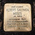 Stolperstein Albert Salomon Moses.jpg