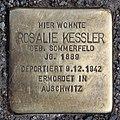 Stolperstein Friedrichstr 105 (Mitte) Rosalie Kessler.jpg