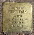 Stolperstein Holsteinische Str 2 (Wilmd) Bruno Falk.jpg