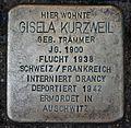 Stolperstein für Gisela Kurzweil.JPG