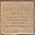 Stolperstein für Katharina Kugler (Salzburg).jpg