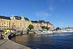 Strandvägen - Stockholm, Sweden - DSC01732