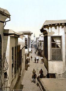 Ancient Damascus