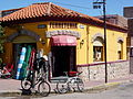 Street Scene in La Cumbre - Argentina.jpg