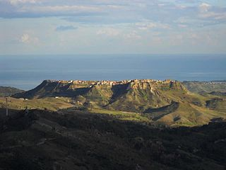 Strongoli Comune in Calabria, Italy