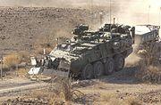 Stryker ESV front q