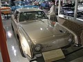 "Studebaker National Museum May 2014 083 (1963 Studebaker Avanti ""No. 9"").jpg"