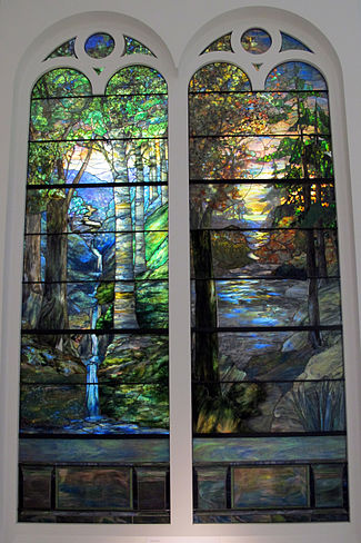Tiffany Glass Wikipedia