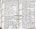 Subačiaus RKB 1832-1838 krikšto metrikų knyga 114.jpg